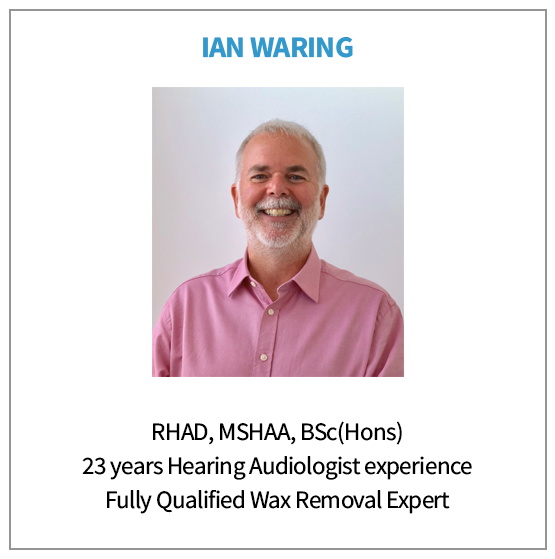 Ian Waring